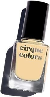 Cirque Colors Crème Nail Polish - 0.37 fl. oz. (11 ml) - Vegan, Cruelty-Free, Non-Toxic Formula (Vanderbilt)