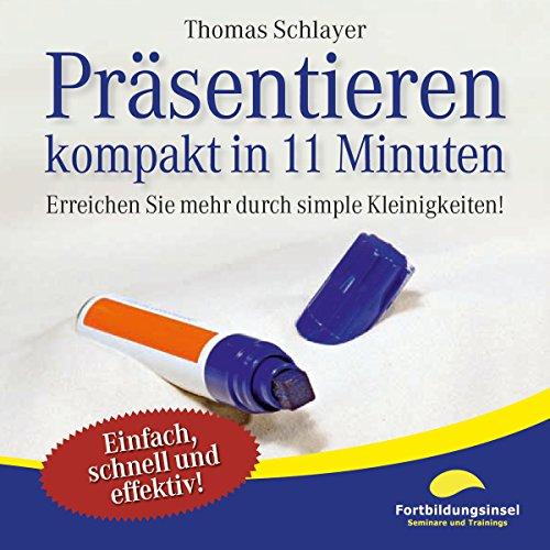 Präsentieren - kompakt in 11 Minuten Titelbild