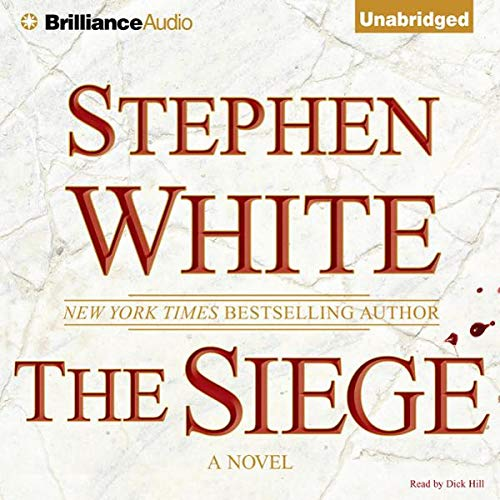 The Siege Audiobook By Stephen White cover art