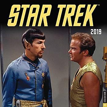 Star Trek 2019 Wall Calendar  The Original Series