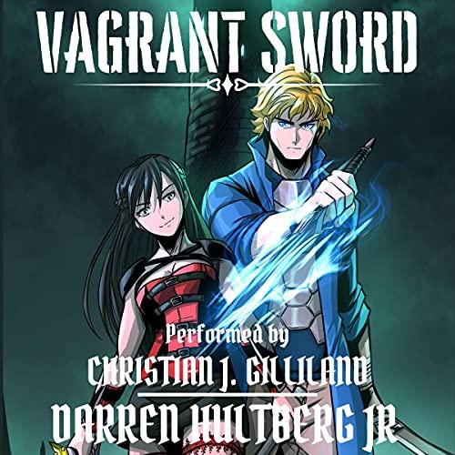 Vagrant Sword cover art