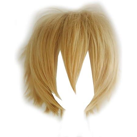 Wig Cap Fancy Dress Unisex Wig Mens Ladies Costume Nude Natural Hair Net Cap