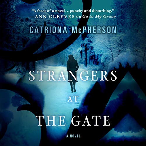 Strangers at the Gate audiobook cover art