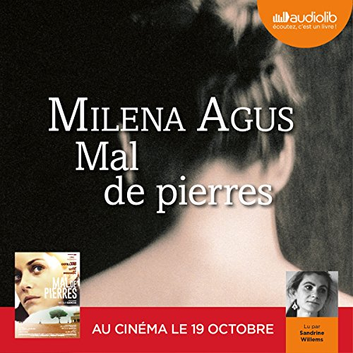 Mal de pierres audiobook cover art