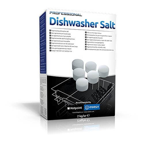 Indesit C00092099 - Pastiglie di sale per lavastoviglie