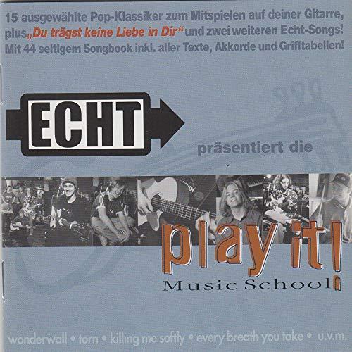 PIayit - MusicschooI (Gitarren Songs)