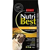 Nutribest Dog Adult Light 15K 15000 g