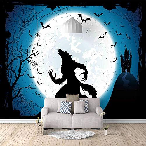 Fotomural Vinilo Pared Sirius Howl Ideal Para La Decoración De Comedores, Salones | Motivos Paisajísticos | Naturaleza Arte Diseño Elegante (W250 X H175Cm)