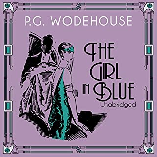 The Girl in Blue cover art