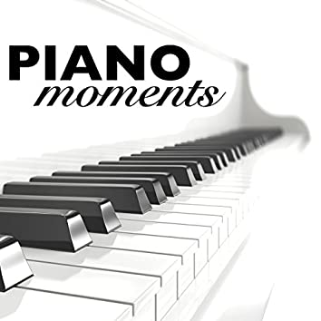 Calming Piano Moments - Good Mood Well Being Collection