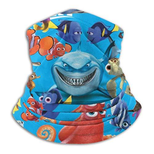 Custom made Buscando Nemo - Pañuelo facial para deportes al aire libre para correr mujeres y hombres, variedad de toallas para la cara, cuello y diadema
