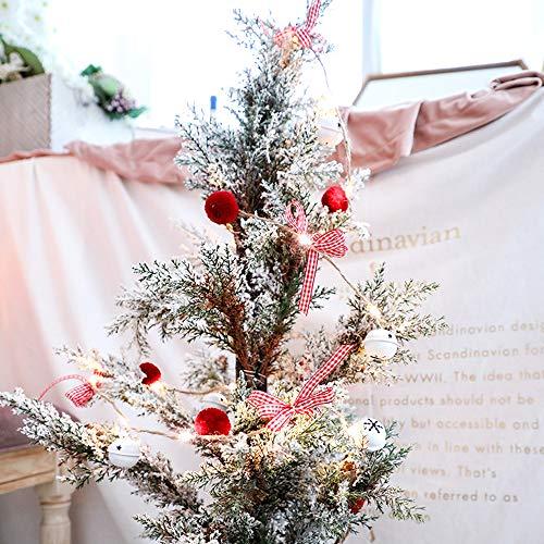 20 LED kerst dennenappels slinger Fairy String Lights voor Halloween kerstbomen Tuinwerf Thuis Patio Bruiloft Party Slaapkamer Decor