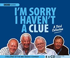 I'm Sorry I Haven't A Clue - A Third Collection