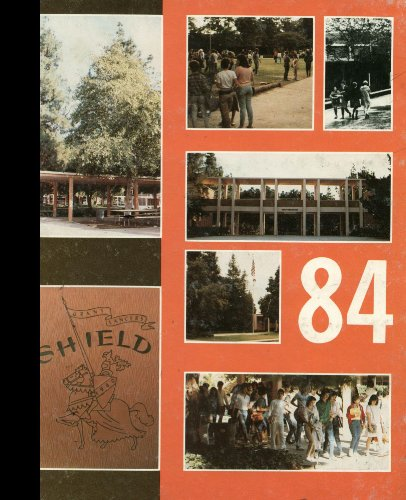 (Reprint) 1984 Yearbook: Grant High School, Van Nuys, California