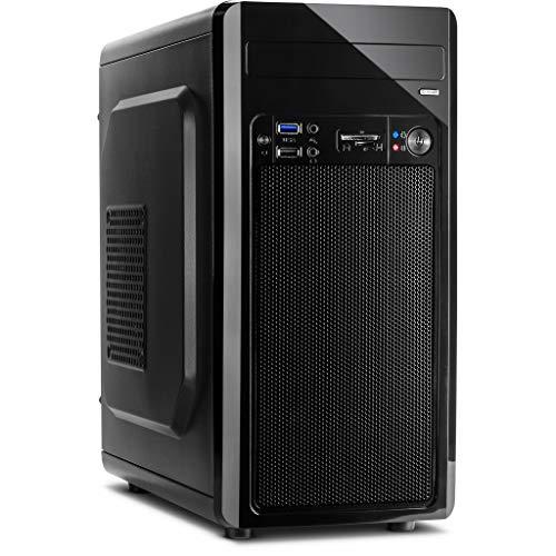 AMD FX 8800 4X 2,1GHz, 8GB RAM, 240GB SSD, WLAN, Windows 10 Pro | Büro-PC Computer Rechner Multimedia Office