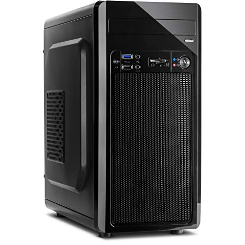 AMD FX 8800 4X 2,1GHz, 8GB RAM, 240GB SSD, WLAN, Windows 10 Pro | Büro-PC Computer Rechner Multimedia Office