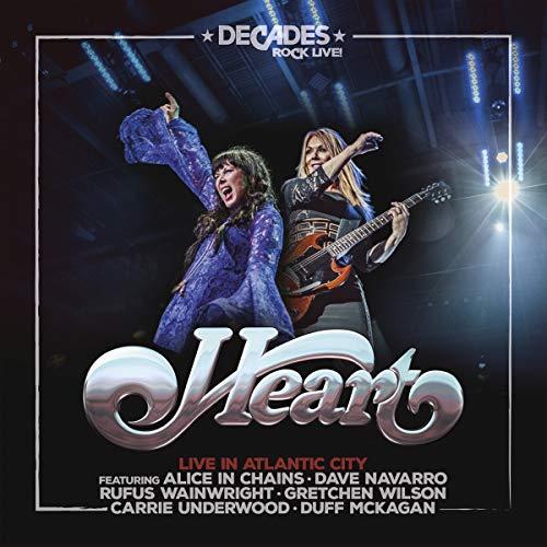 Heart - Live In Atlantic City [Vinyl LP]