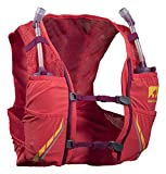 Nathan NS4545-0326-31 Female VaporMag 2.5L Running Hydration Packs, Hibiscus/Magenta Purple, X-Small