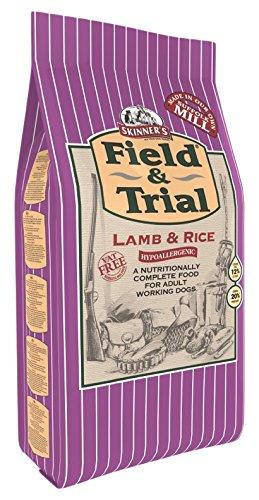 Skinner's Field & Trial Lamm und Reis Hundefutter, 15 Kg