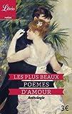 Les plus beaux poèmes d'amour by Marie-Anne Jost (2016-02-03) - J'ai lu - 03/02/2016