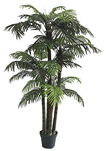 Decovego Planta Palmera Areca Artificial 180cm Decoración Interiorismo