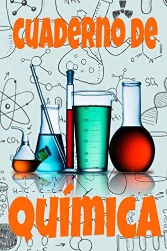 Cuaderno de Química: Cuaderno en blanco química. Cuaderno de formulación . Refuerzo química. Tabla periódica de los elementos. Química orgánica. ... Cuestión de química. Gran libro experimentos