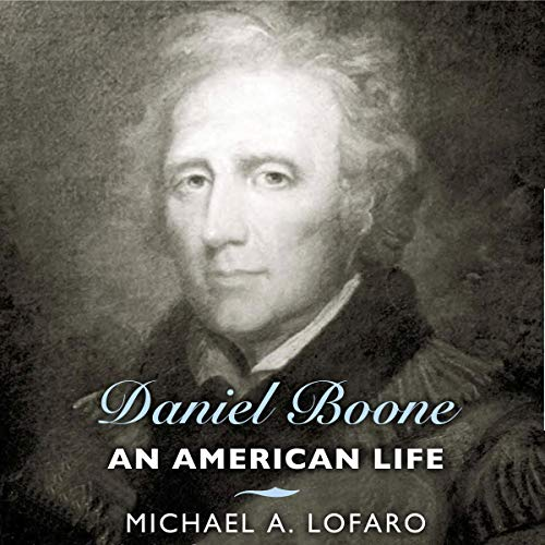Daniel Boone: An American Life  By  cover art