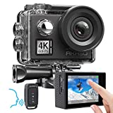 AKASO V50 Elite 4K 60fps Touch Screen WiFi Action Camera Voice Control EIS