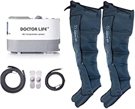 Air Compression System by DSMAREF : Sequential Compression Device, Compression Pump, Recovery Boots, Blood Circulation Mac...