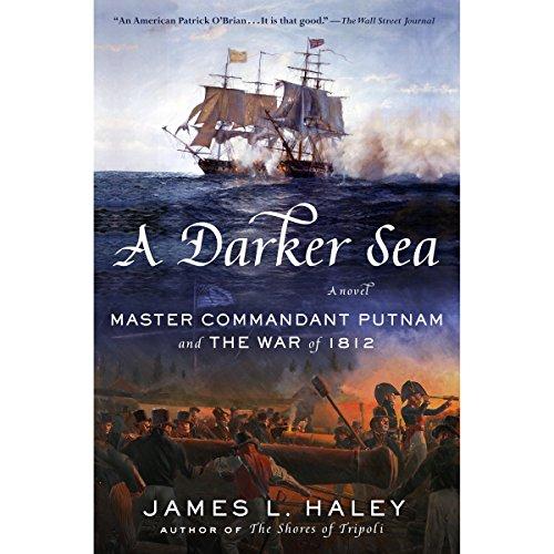 A Darker Sea audiobook cover art