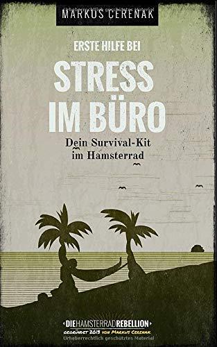 Erste Hilfe bei Stress im Job: Dein Survival-Kit im Hamsterrad (Raus aus dem Hamsterrad, Band 1)