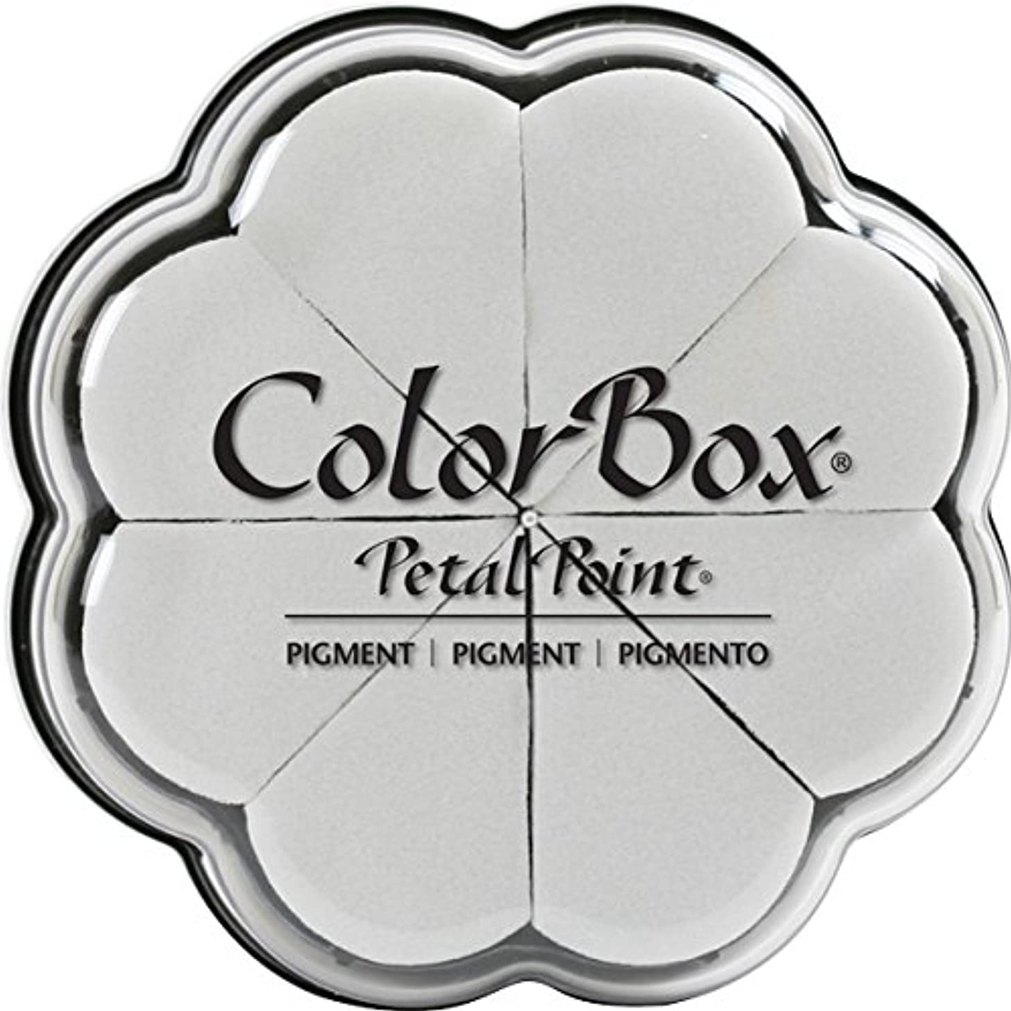 Clearsnap Color Box 8 Colors Un-Inked Petal Point Inkpad