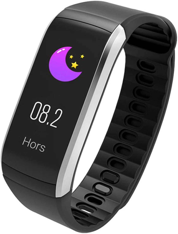 Bright Aktivittstracker smartwatch Farbe Screen Information Push Heart Rate Sleep Monitoring Bracelet 47.3x20.2x12.0 mm
