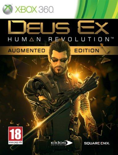 Deus Ex: Human Revolution Augmented Edition [Xbox 360] [Importación italiana]