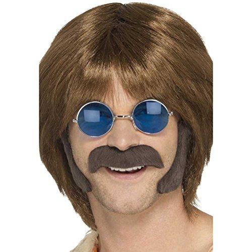 adquirir pelucas hippies hombre