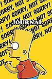 Journal Simpsons Notebook Calendar 2021 Gift Kids Adult Collector Edition 16