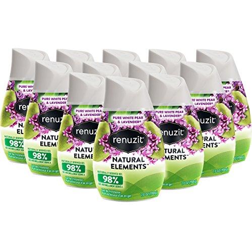 6-Pack Renuzit Adjustable Air Freshener Gels Now $3.79
