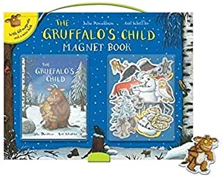 The Gruffalo's Child Magnet Book by Julia Donaldson and Axel Scheffler