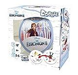Asmodee Zygomatic ASMD0068 Dobble Disney Frozen II, Juego Familiar, Alemán