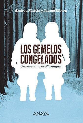 Los gemelos congelados: Serie Flanagan, 11 (Espacio Flanagan