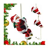 Santa Claus Musical Climbing Rope, Christmas...