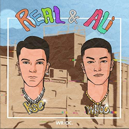 Ali艾力 feat. Realzat