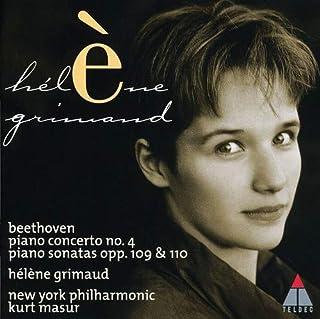 Beethoven: Piano Concerto No. 4 / Piano Sonatas Nos. 30 &