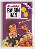 Star Wars'Raisin Han Cereal Box' Fridge Magnet (2 x 3 inches)