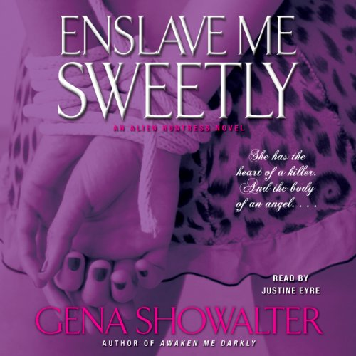 Enslave Me Sweetly audiobook cover art