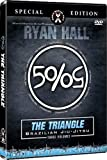 Ryan Hall - The Triangle - Brazilian Jiu-Jitsu Instructional DVDs. 3 Volumes on 3 DVDs.