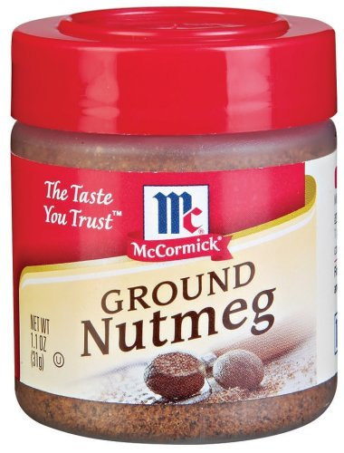 McCormick Ground Nutmeg (522561) 1.1 oz