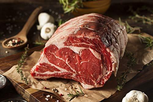 Prime Auslese! Prime Rib Steak vom Black Angus, Dry Aged Gesamtgewicht 2388
