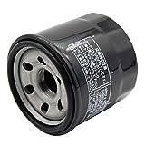 GSX650F GSX650 F 2008-2013 Pack of 2 Cyleto Oil Filter for SUZUKI GSX600F GSX600 F KATANA 600 1988-2006