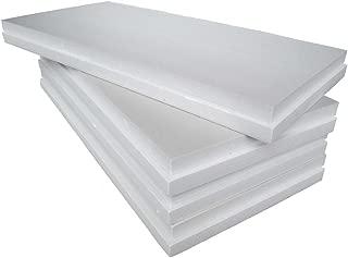 Paneles de Poliestireno - EPS 100 Blanco - Poliestireno